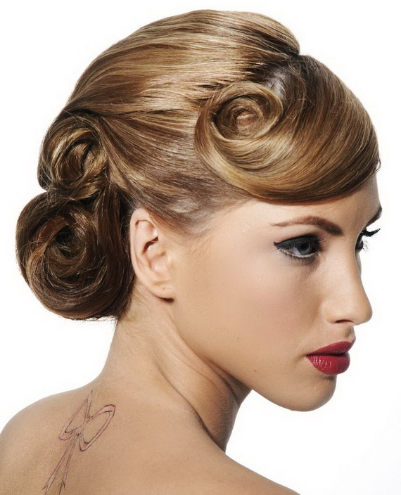Rockabilly Hairstyles for Gals