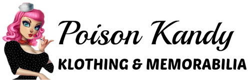 Rockabilly Clothing ~ Poison Kandy Klothing