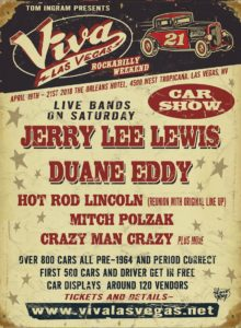 Viva Las Vegas Rockabilly Weekend @ Orleans Hotel