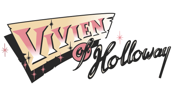 Rockabilly Clothing ~ Vivien of Holloway