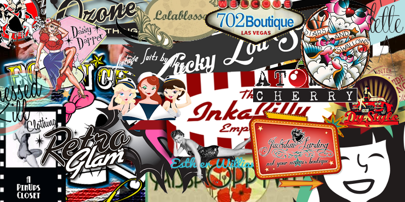 Rockabilly Clothing, Shoes and Accessories
