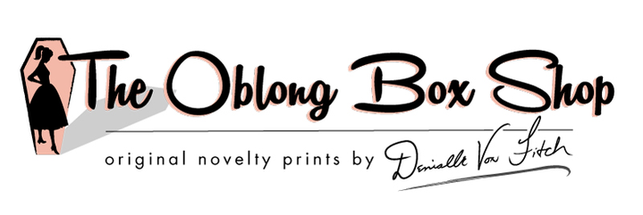 Rockabilly Clothing ~ The Oblong Box Shop