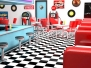 1950s Diners & Drive-Ins