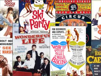 1960s Rockabilly Movies
