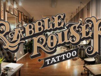 Rabble Rouser Tattoo